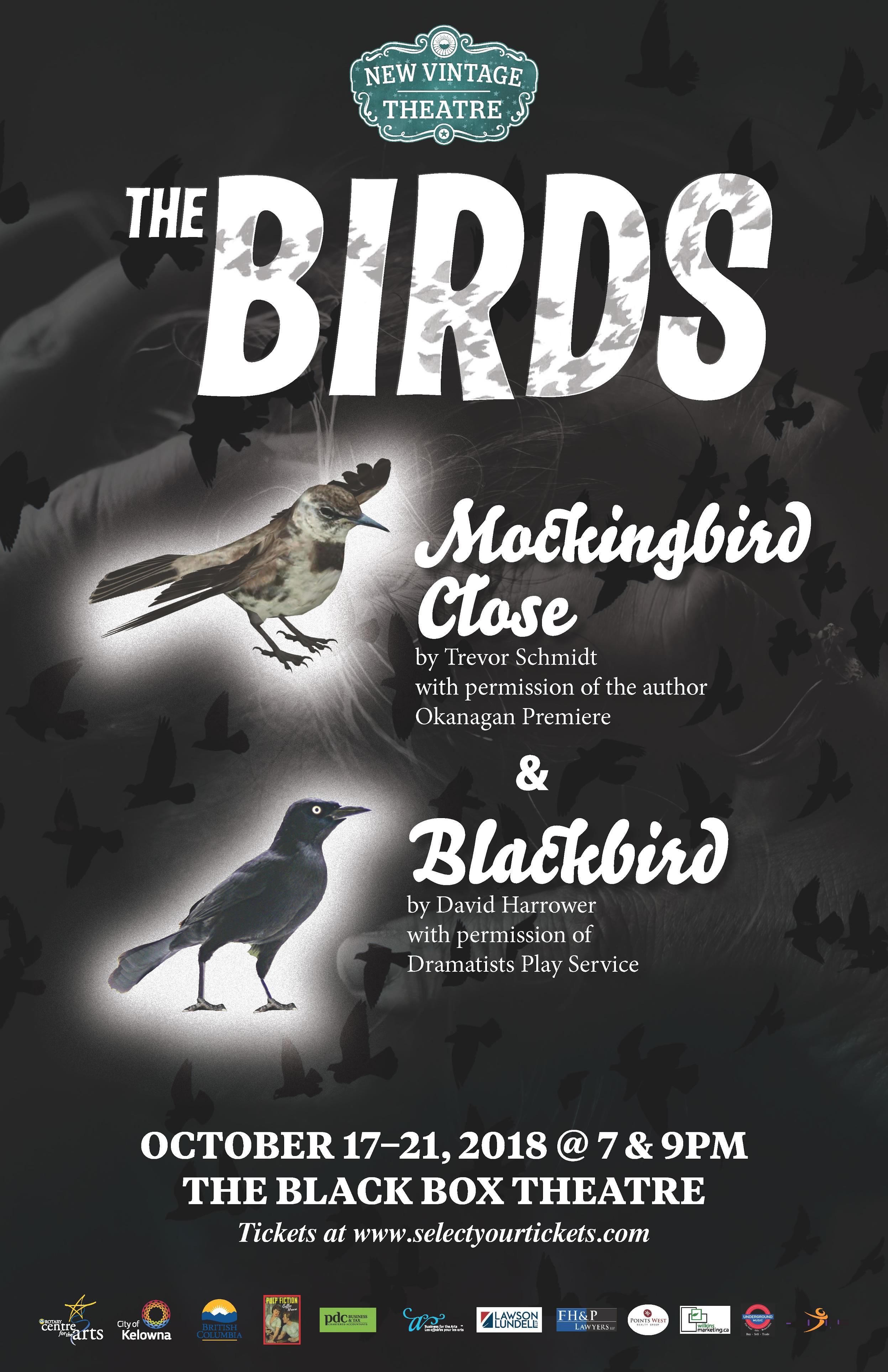 Blackbird and Mockingbird close