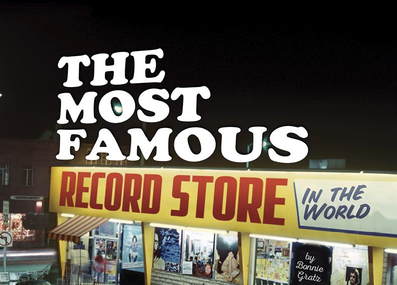 the most famous record store in the world