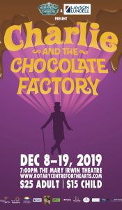 New Vintage Theatre Charlie and the Chocolate Factory